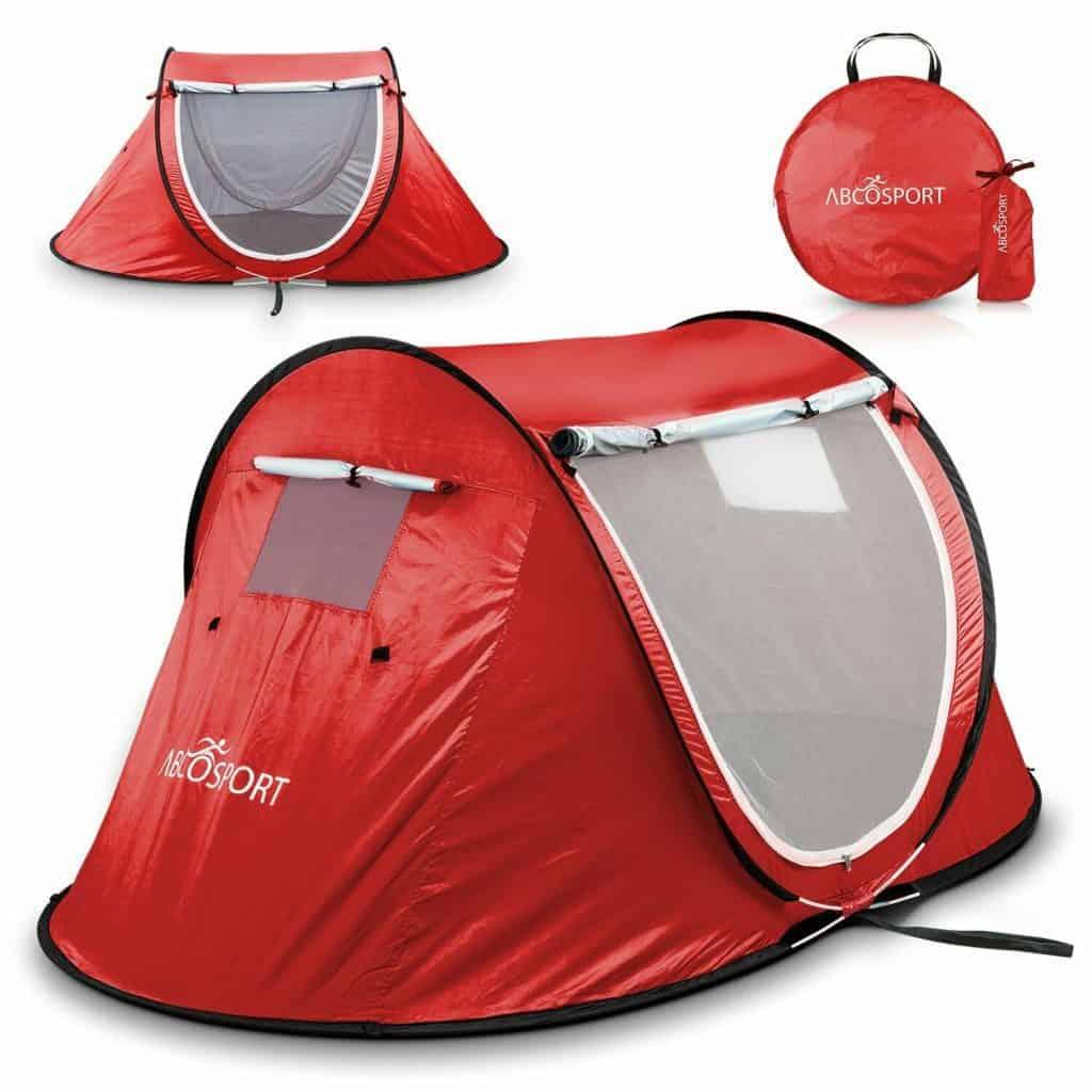 Abco Tech Pop-up 2- Person Tent