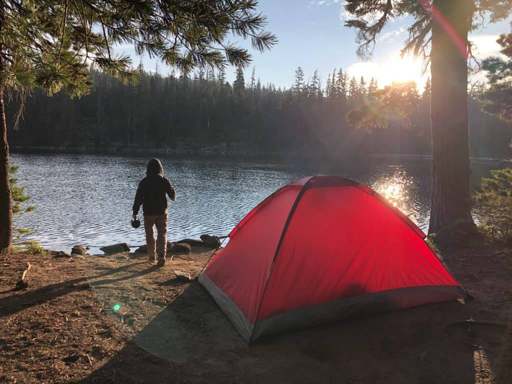 Benefits of A Tent Footprint