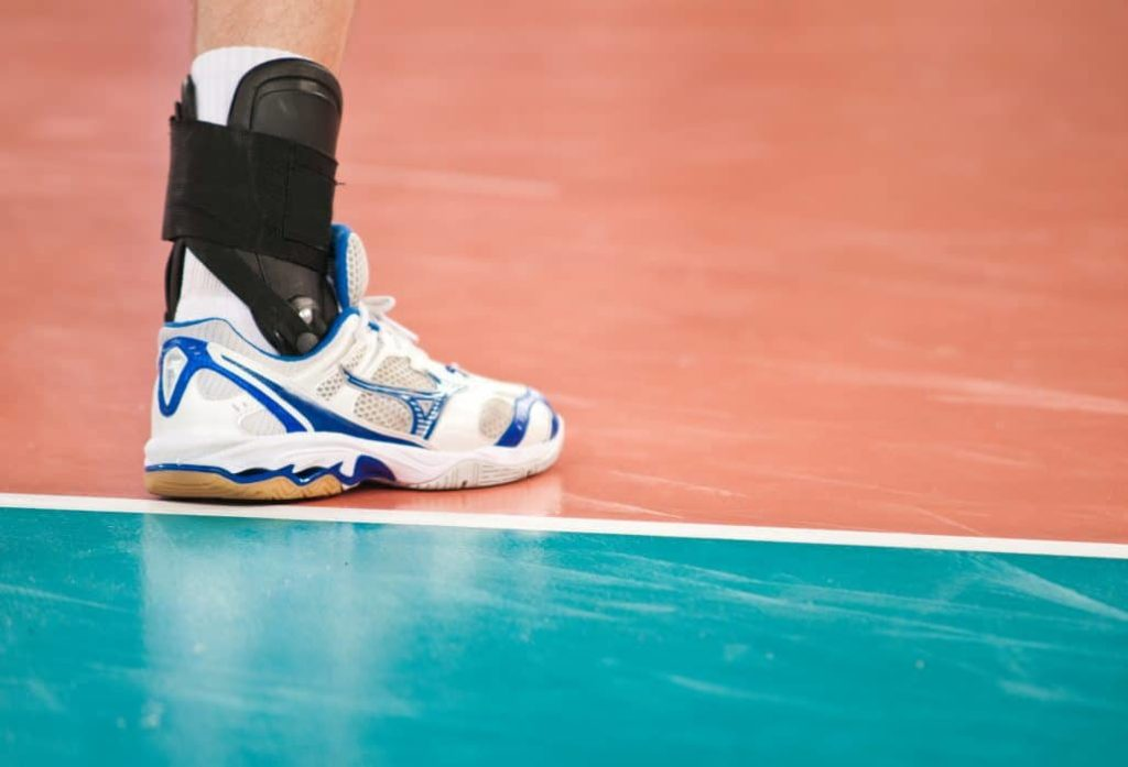 Best Ankle Brace For Volleyball