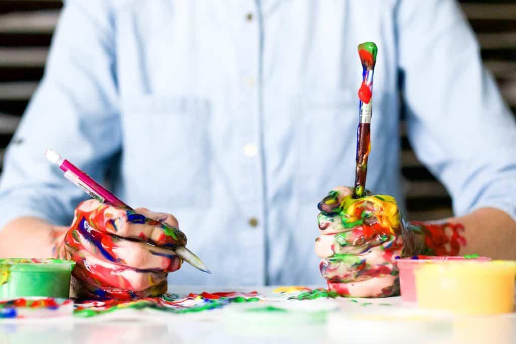 Books & Art hobbies