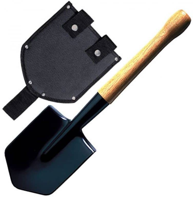 Cold Steel Spetsnaz Tactical Camp Shovel