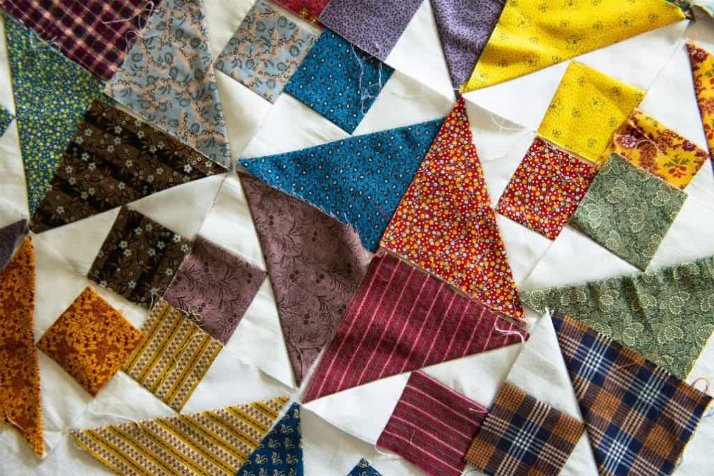How To Make A Quilt.