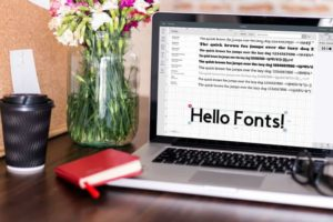 How to Upload Fonts to Cricut