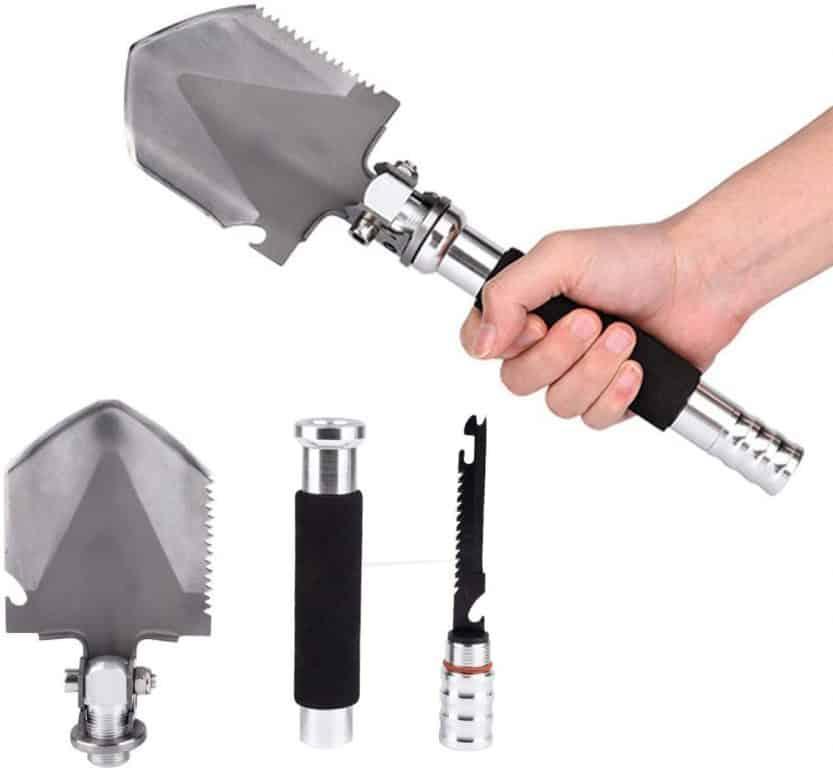 JunHo Folding Shovel