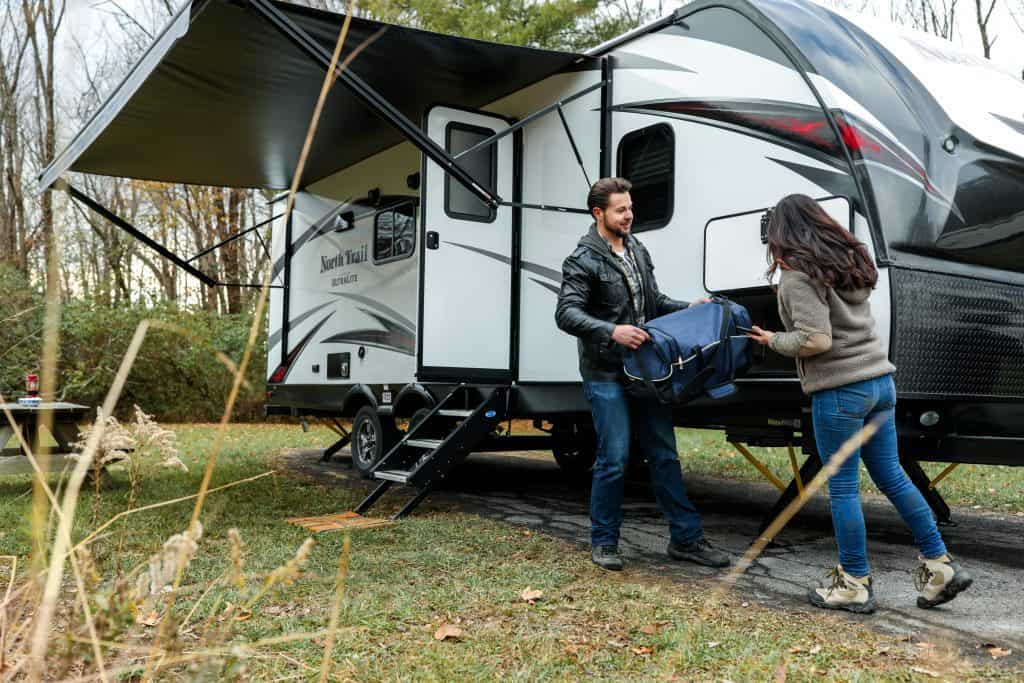 Proper Tent Storage