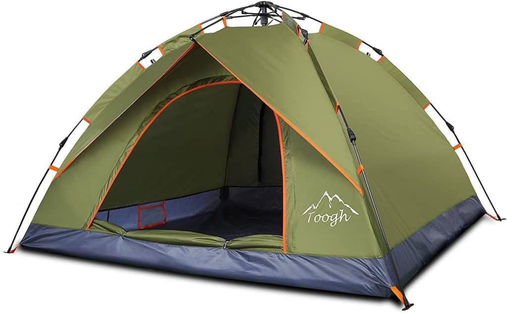 Toogh 2-3 Person Automatic Instant Pop Up Tent