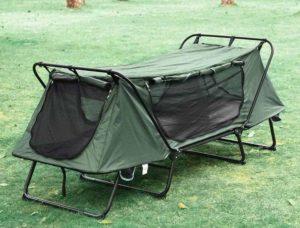 best tent cot