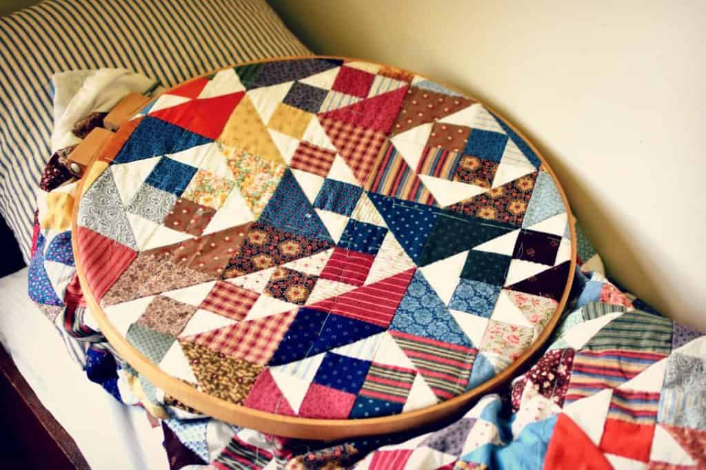 quilting Background.