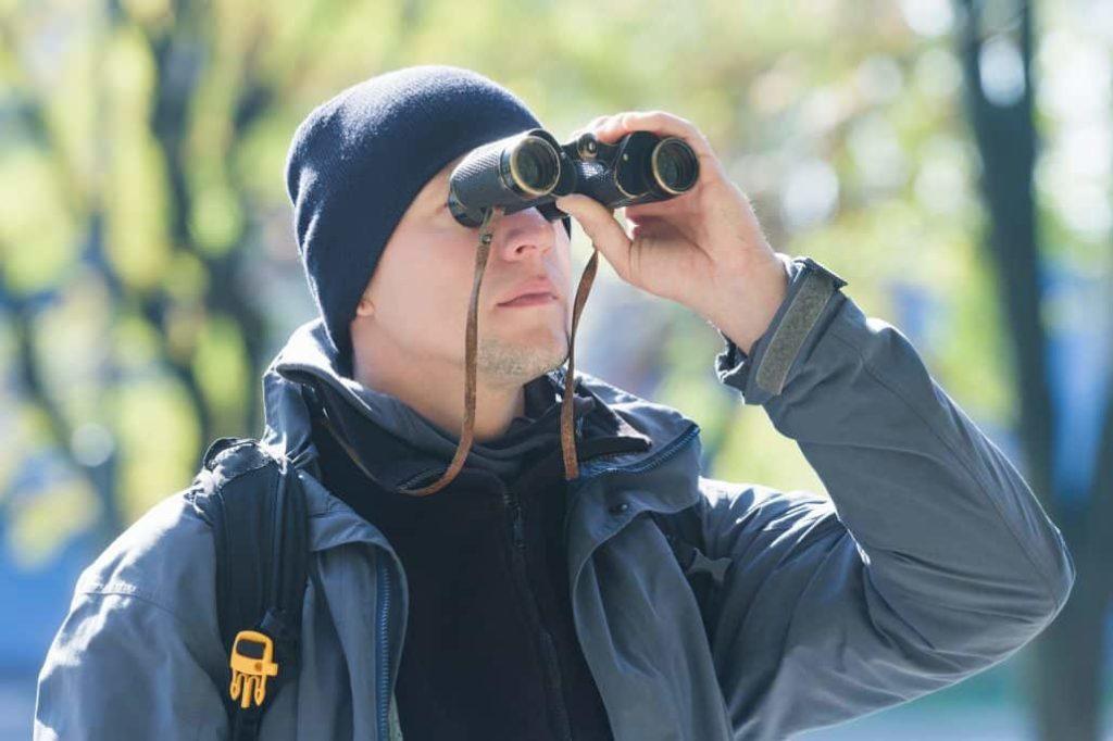 Best Binocular Harness For Birding