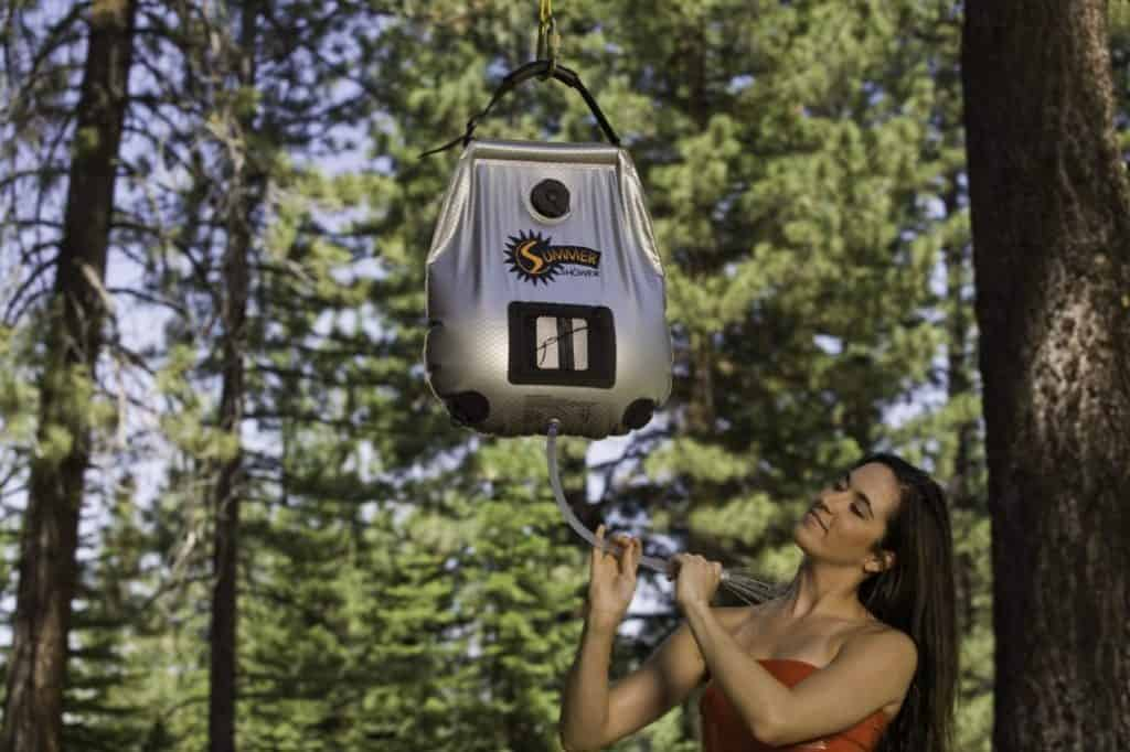 The Best Camping Showers For The Money