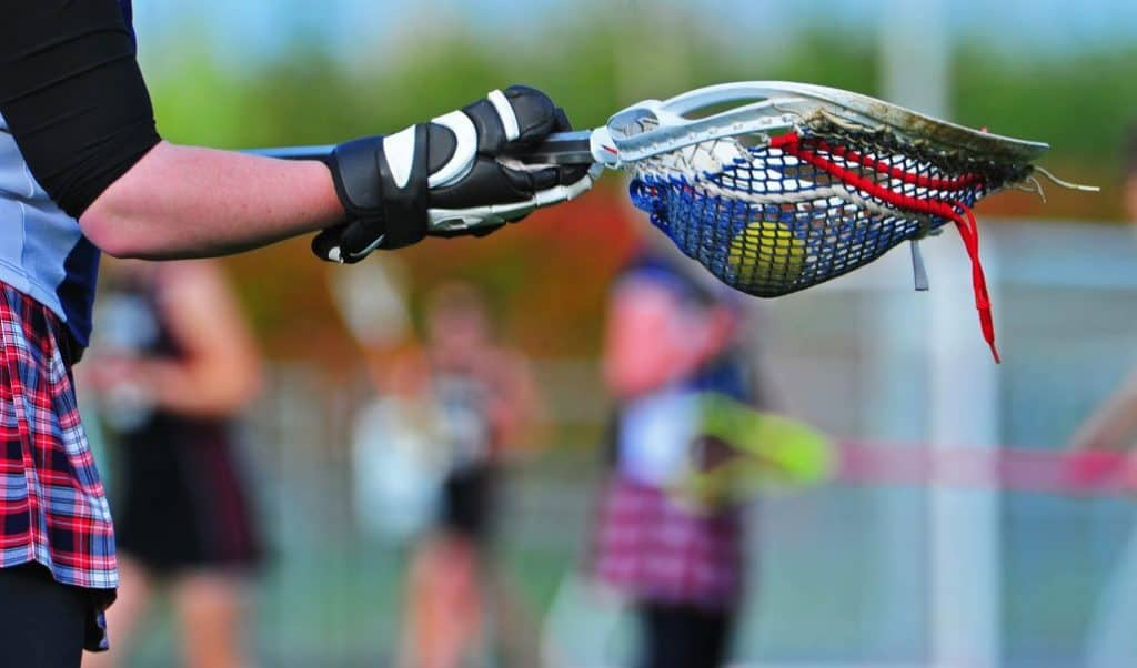 Does the Weight of the Lacrosse Ball Matter