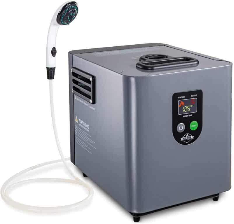 Hike Crew Portable Propane Water Heater & Shower Pump