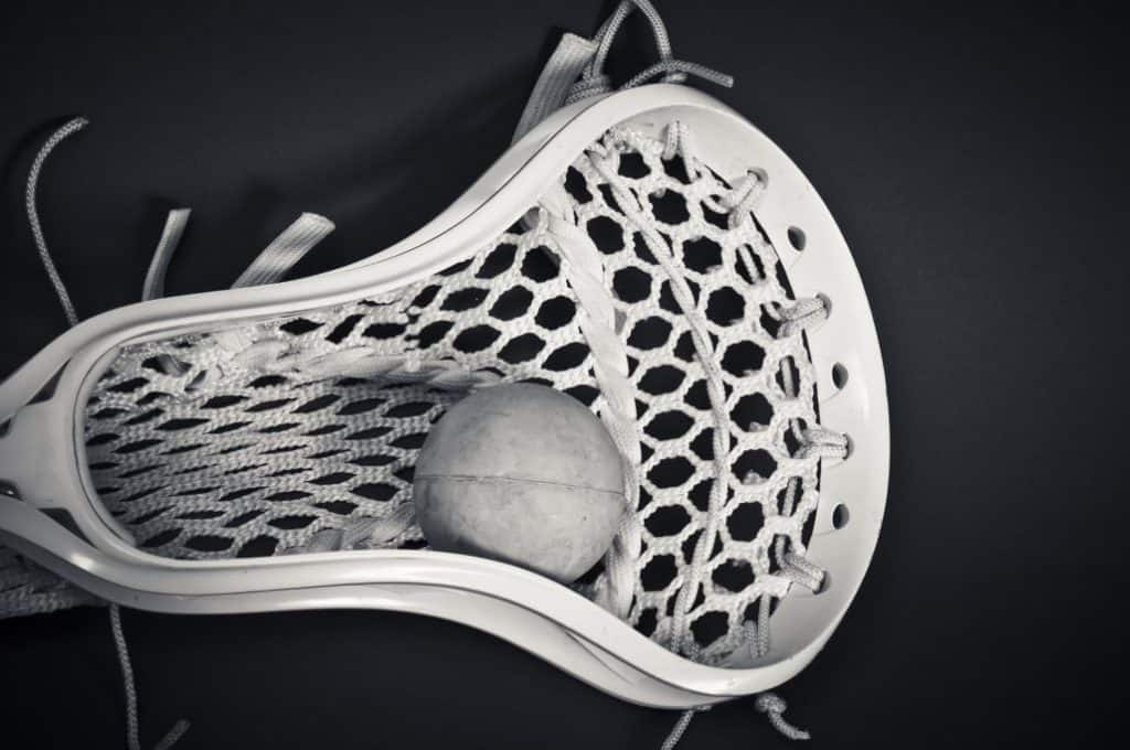 History of Lacrosse Ball Materials