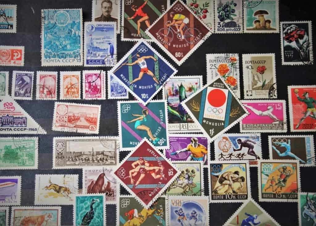 How to Handle and Organise a Stamp Collection