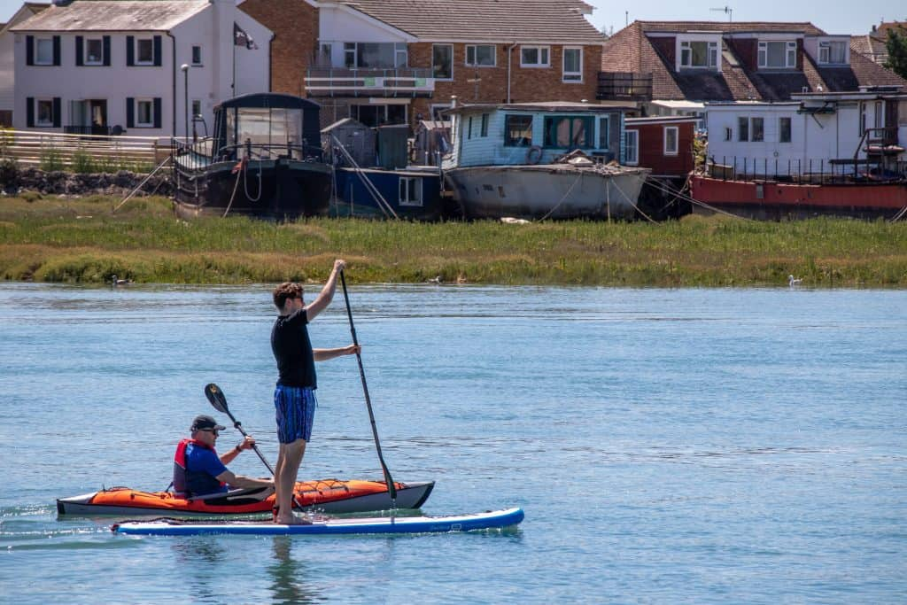 Is Stand-Up Paddle Boarding for You