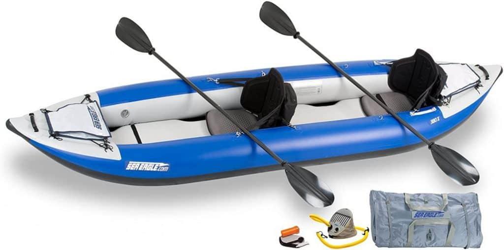 Sea Eagle Inflatable 380X Explorer