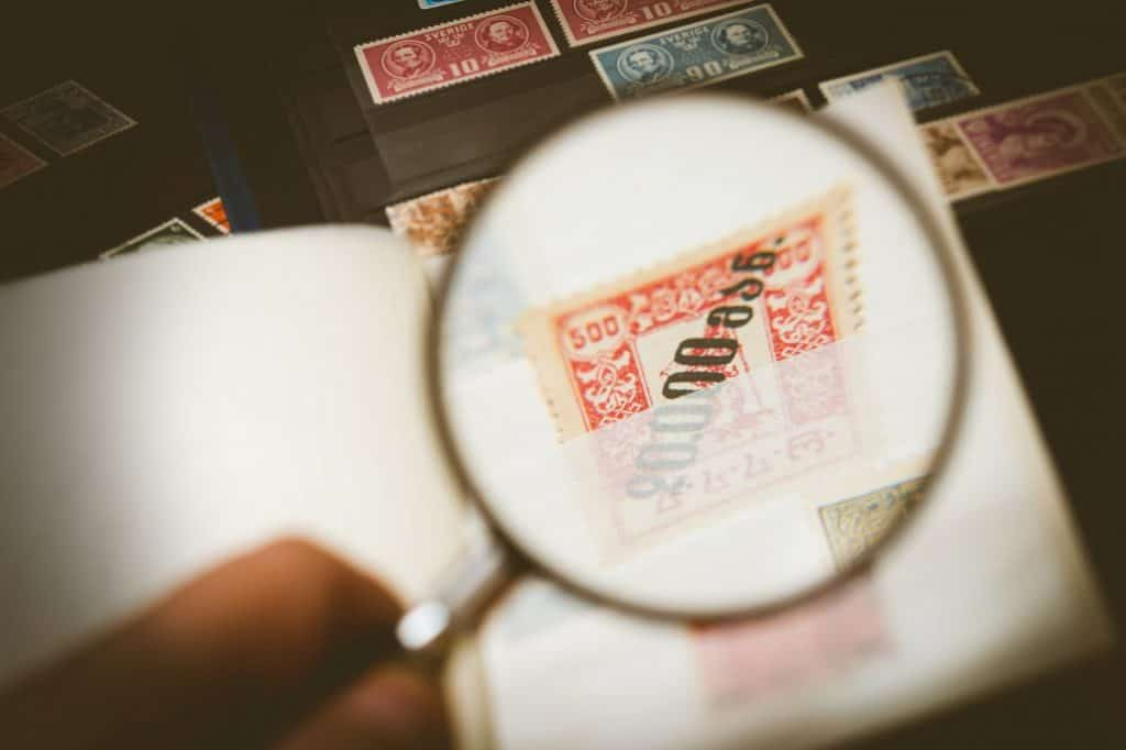 The History of Stamp Collecting