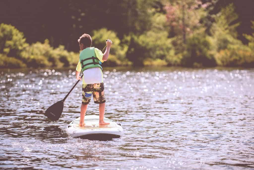 The History of the Stand-Up Paddle Board