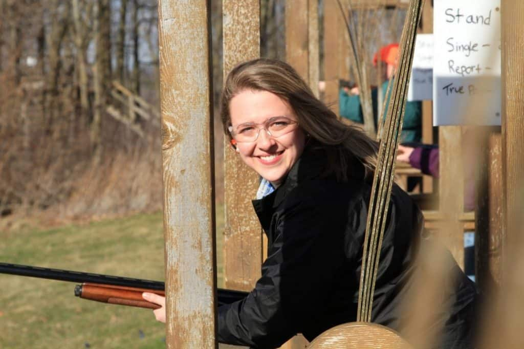 Trap & Clay Pigeon Shooting