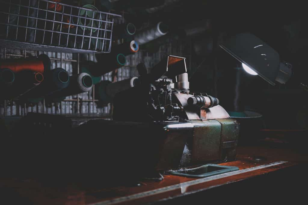 Understanding the Difference Between the Industrial VS Domestic Sewing Machines
