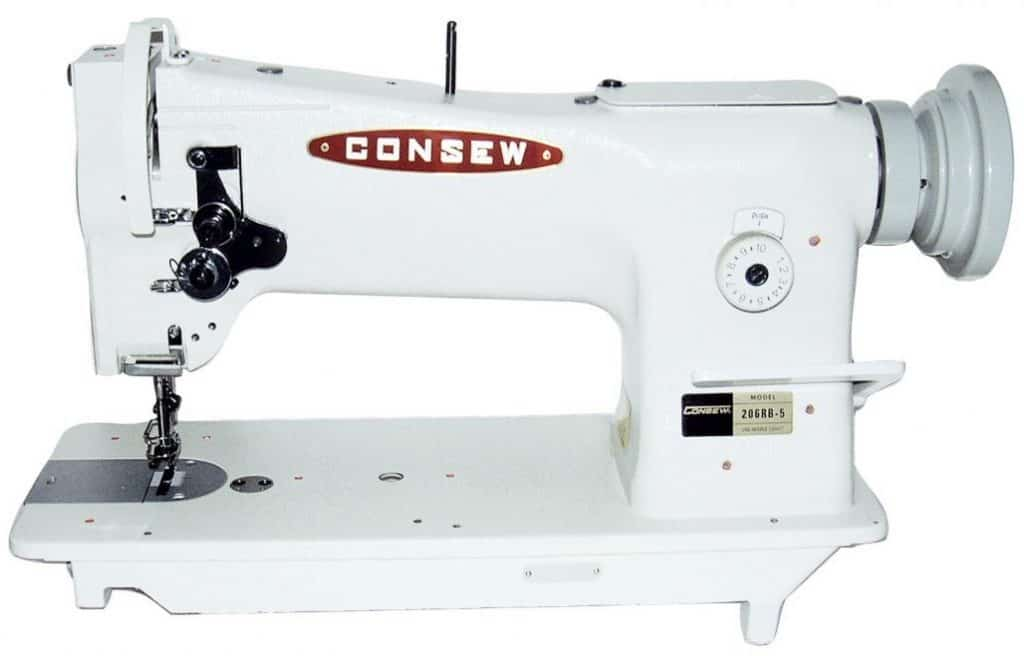 Consew Walking Foot Industrial Sewing Machine P1206RB