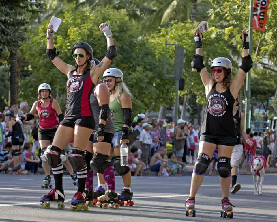 Discovering Roller Derby History and that You're Next
