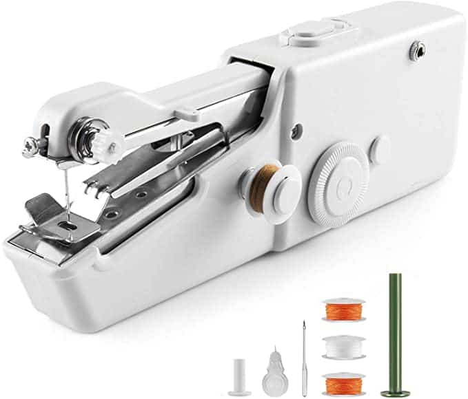 GWolffy Portable Sewing Machine for Beginners