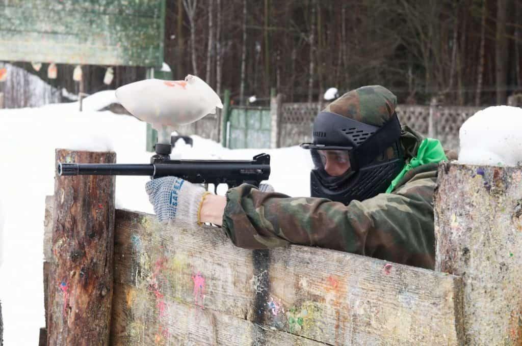 How Does a Paintball Gun Differ from a Normal Gun