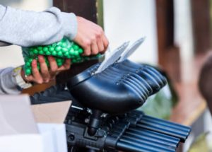 How Many Paintballs Should You Be Buying For A Day