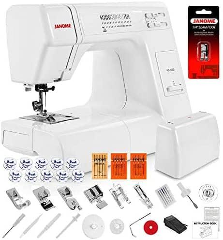 Janome HD3000 Heavy Duty Sewing Machine