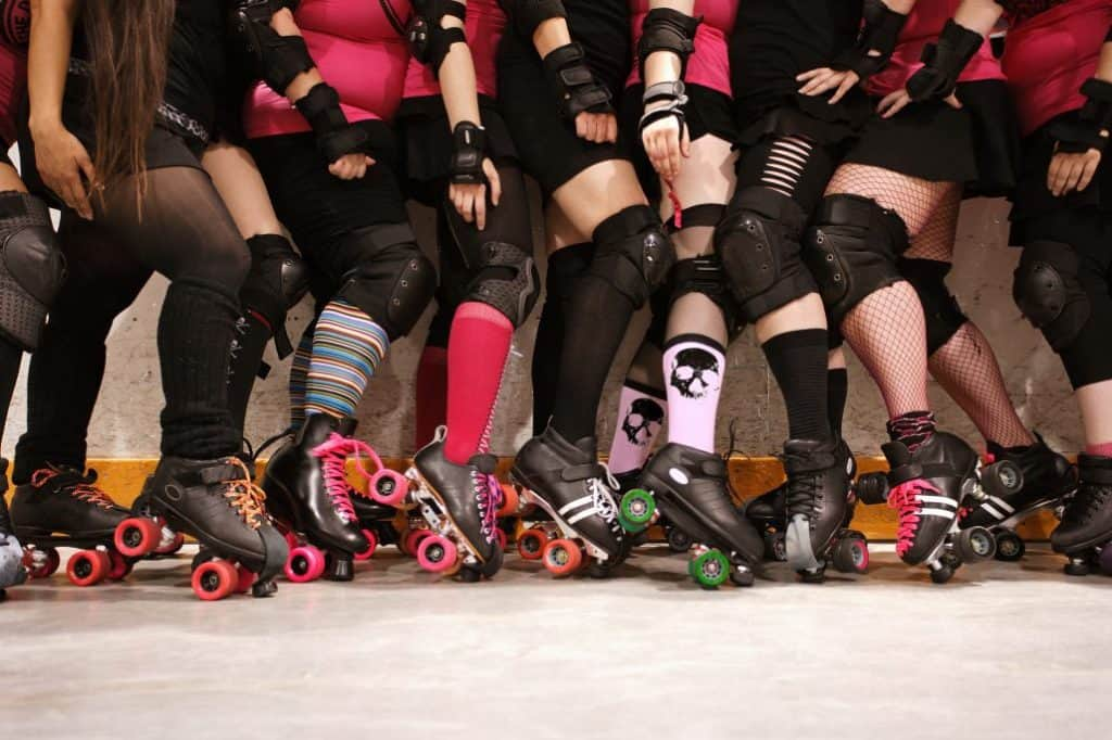 Rolling through the Rules of Roller Derby