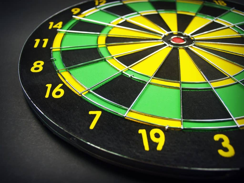 The Best Dart Game to Play with Friends or to Practice Precision Darts