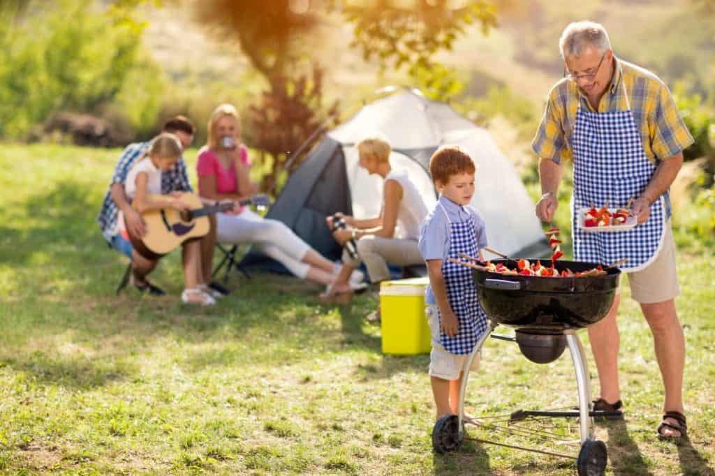 Best Camping Grills for the money