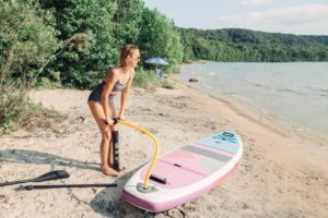 Best Inflatable Sup For Beginners