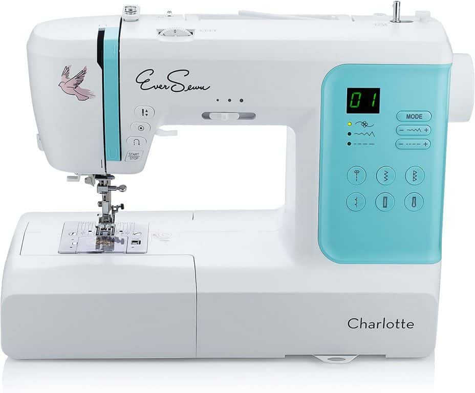 EverSewn Charlotte Computerized, Professional Quilting & Sewing Machine
