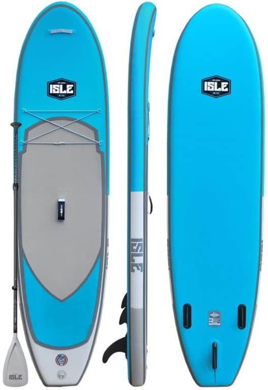ISLE Airtech 10′ Paddle Board