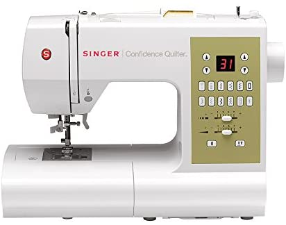 SINGER Confidence 7469Q Computerized & Quilting Sewing Machine