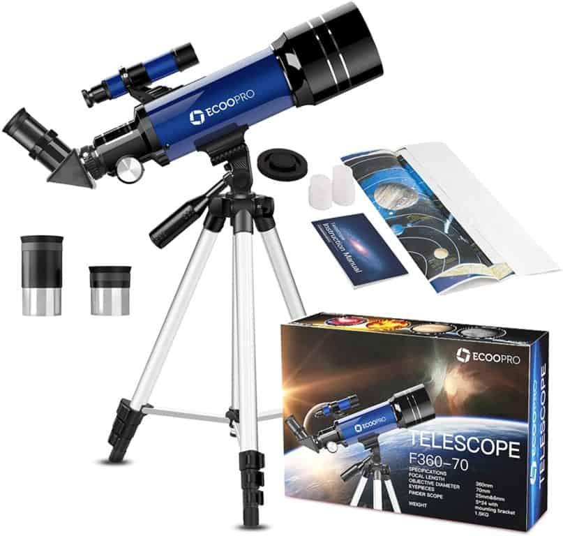 CSSEA 70mm Telescope