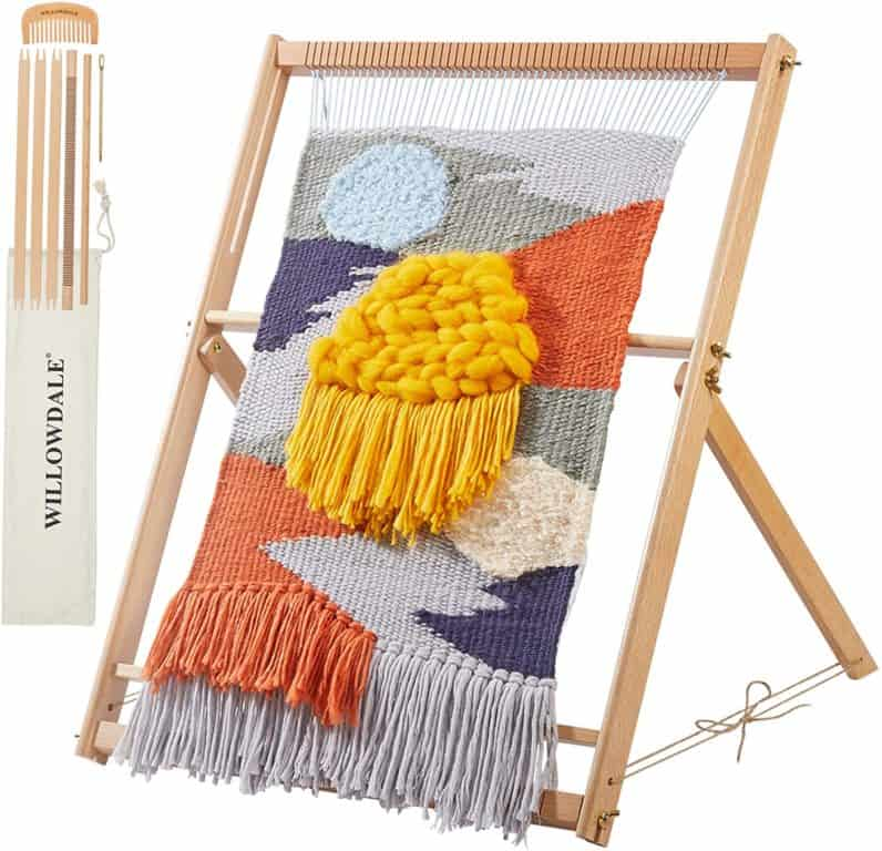 Willowdale Standing Weaving Loom