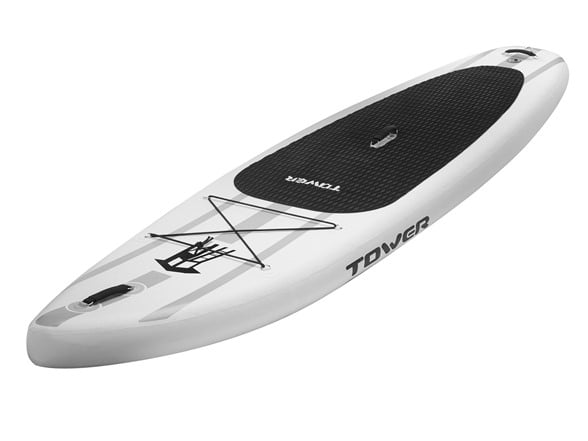A Quick Overview of the Tower Adventurer 2 Inflatable Paddle Board