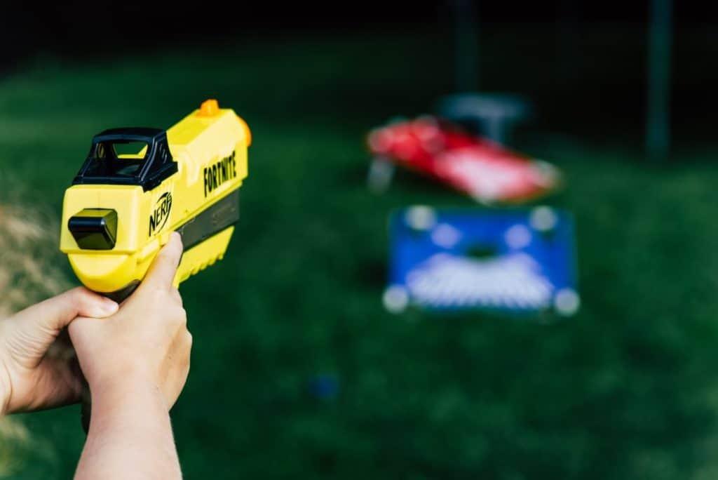 How to Modify a Nerf Gun