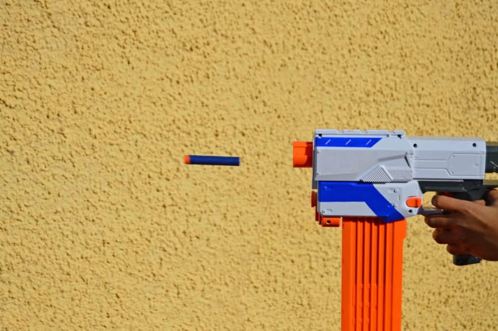 Best Nerf Gun To Modify for the money
