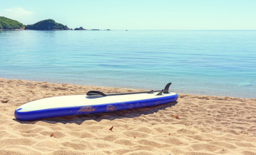 Can You Leave an Inflatable SUP Board Inflated