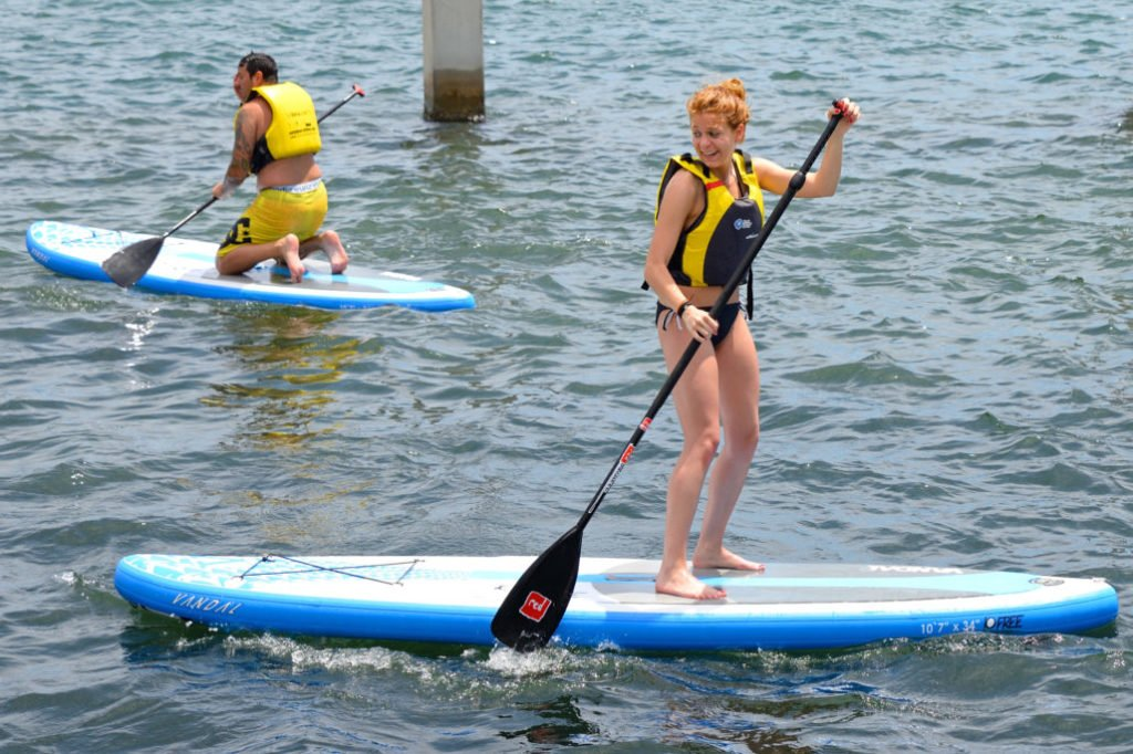Features of the PathFinder Inflatable Stand Up Paddle Board