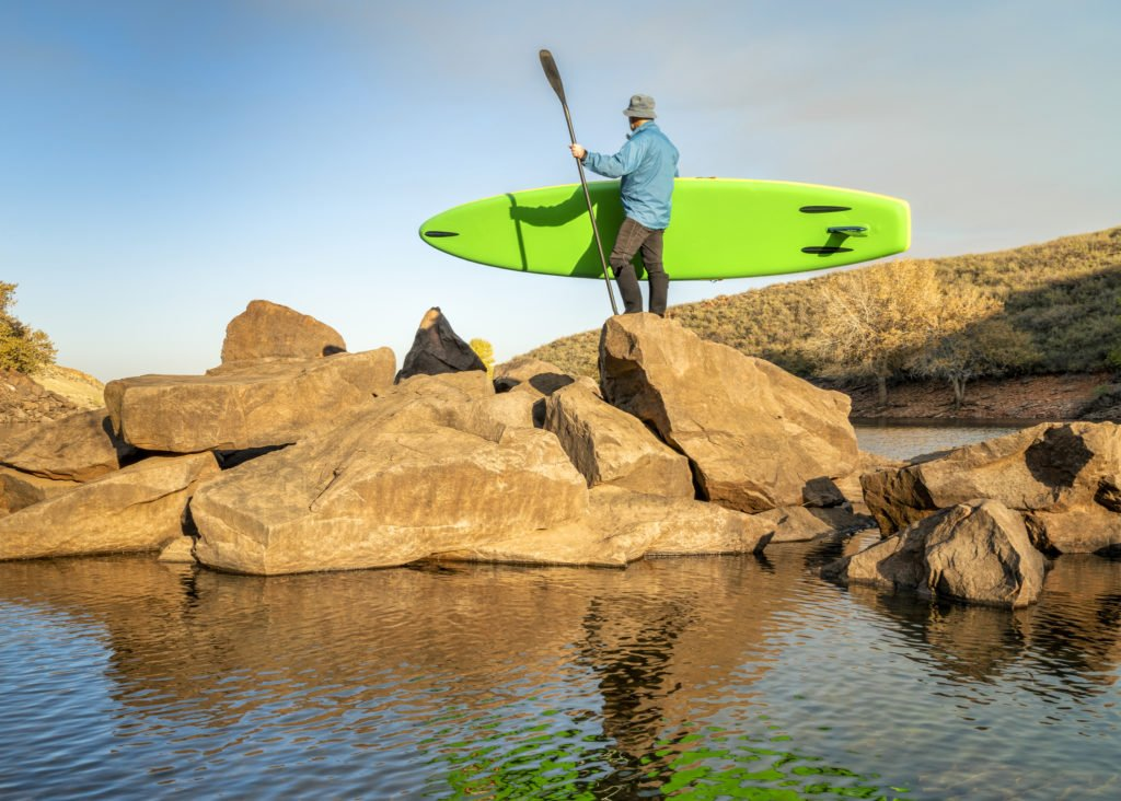 Features of the Tower Adventurer 2 Inflatable Paddle Board