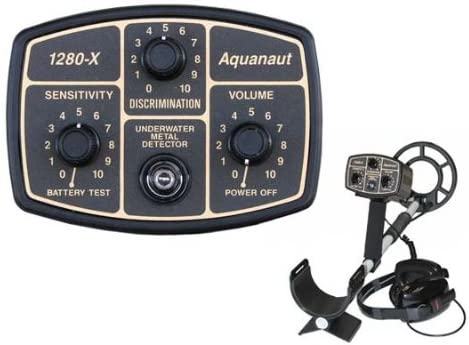 Fisher 1280-X Aquanaut Metal Detector