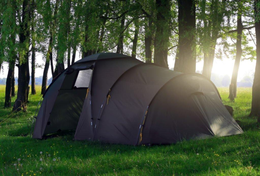 Geo-Design Tent