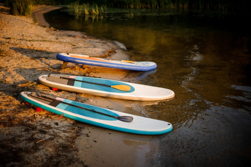 How Does the Tower Adventurer 2 Compare with Other Paddle Boards