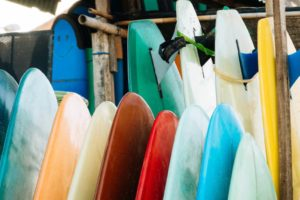 How to Store Your Surf and SUP Board