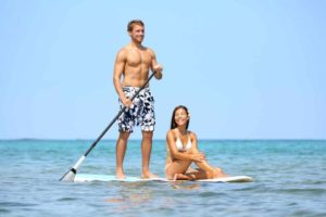 Inflatable Paddle Board vs. Regular Hard Paddle Board